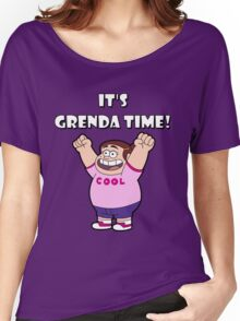 "IT""S GRENDA TIME! Women's Relaxed Fit T-Shirt"
