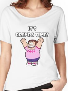 """IT""""S GRENDA TIME! Women's Relaxed Fit T-Shirt"""