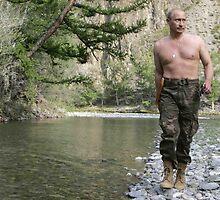 Mr Vladimir Putin by jakobs