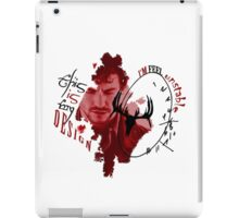 This is my design iPad Case/Skin