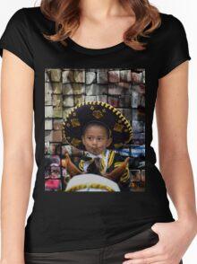 Cuenca Kids 800 Women's Fitted Scoop T-Shirt