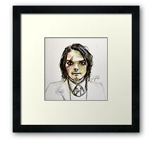 Clockwork Ziggy Beans Framed Print