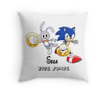 Sega 's Epic Sonic Throw Pillow