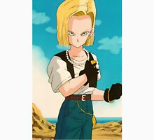 Android #18 Unisex T-Shirt