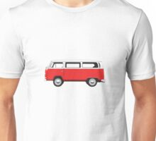 Tin Top Early Bay standard red and white Unisex T-Shirt