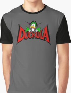 DUCKULA Graphic T-Shirt