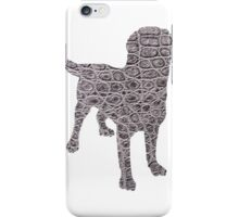 Crocodile Dog iPhone Case/Skin