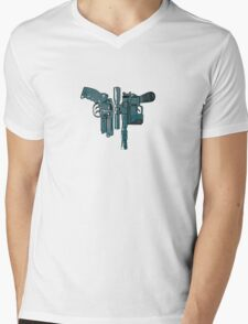 Fords guns. Mens V-Neck T-Shirt