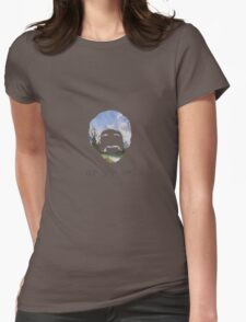 Bob Ross  Womens Fitted T-Shirt