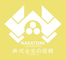 NAKATOMI PLAZA - DIE HARD BRUCE WILLIS (WHITE) One Piece - Short Sleeve