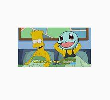 Bart Simpson & Squirtle Unisex T-Shirt