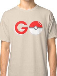 Poké Go! Classic T-Shirt
