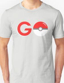 Poké Go! Unisex T-Shirt