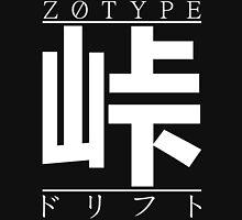 ZOTYPE - large touge drift Unisex T-Shirt
