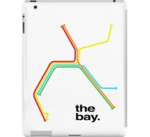 the bay. iPad Case/Skin