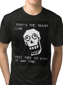 Papyrus - Undertale Quotes Tri-blend T-Shirt