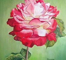 """Double Delight"" by Judy  Koenig"