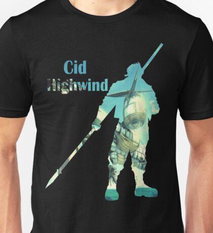 Cid Highwind Unisex T-Shirt
