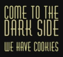 Come To Dark Side Kids Tee