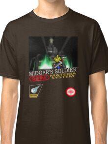 Final Fantasy VII Nintendo Style Classic T-Shirt