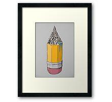 Creaticity Framed Print