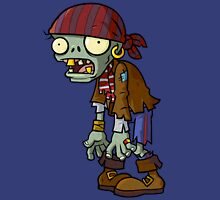 Zombie Pirate Unisex T-Shirt