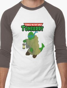 Teenage Mutant Ninja Tonberry Men's Baseball ¾ T-Shirt