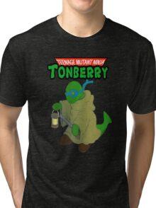 Teenage Mutant Ninja Tonberry Tri-blend T-Shirt