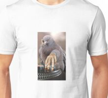 """DJ """"Flying Rat"""" Unisex T-Shirt"""