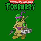 Teenage Muntant Ninja Tonberry Part 2 by grantthegreat68