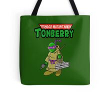 Teenage Muntant Ninja Tonberry Part 2 Tote Bag