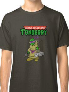 Teenage Muntant Ninja Tonberry Part 2 Classic T-Shirt