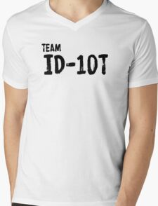 The best team ever! Mens V-Neck T-Shirt