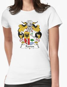 Ramos Coat of Arms/Family Crest Womens Fitted T-Shirt