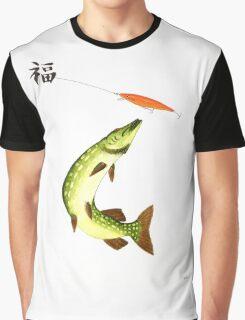 Striking Pike  Graphic T-Shirt