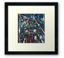 The Brooklyn Bridge By Joseph Stella Framed Print