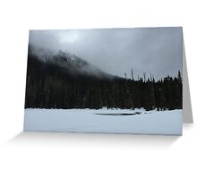 Joffrey Lakes Greeting Card
