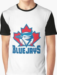 Toronto_Blue_Jays_Logo_ Graphic T-Shirt