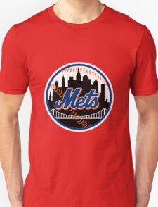New_York_Mets2 Unisex T-Shirt