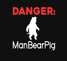 ManBearPig anti facts global warming issue funny t-shirt Unisex T-Shirt