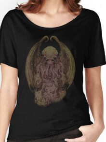 Cthulhu - God Of Cosmic Horror Women's Relaxed Fit T-Shirt