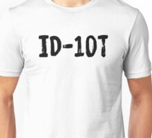 I am... Unisex T-Shirt
