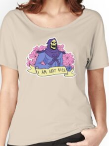 I AM NOT NICE Women's Relaxed Fit T-Shirt