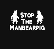 Stop the ManBearPig find and hunt down 2016 funny t-shirt Unisex T-Shirt