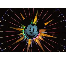 Mickey's Fun Wheel Photographic Print