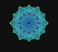 Mandala *green, blue & black* Unisex T-Shirt