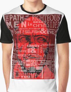 Sam L Jackson Graphic T-Shirt
