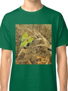Bee-eater - African Wild Birds - Colorful Friends Classic T-Shirt