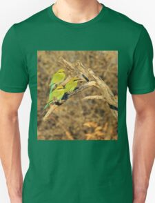 Bee-eater - African Wild Birds - Colorful Friends T-Shirt
