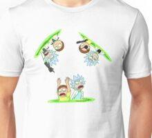 Rick and Morty vs Rick and Morty Unisex T-Shirt